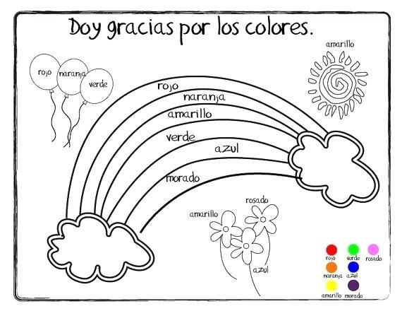 Image Result For Free Spanish Coloring Pages Learning Spanish For Kids Spanish Worksheets Learning Spanish