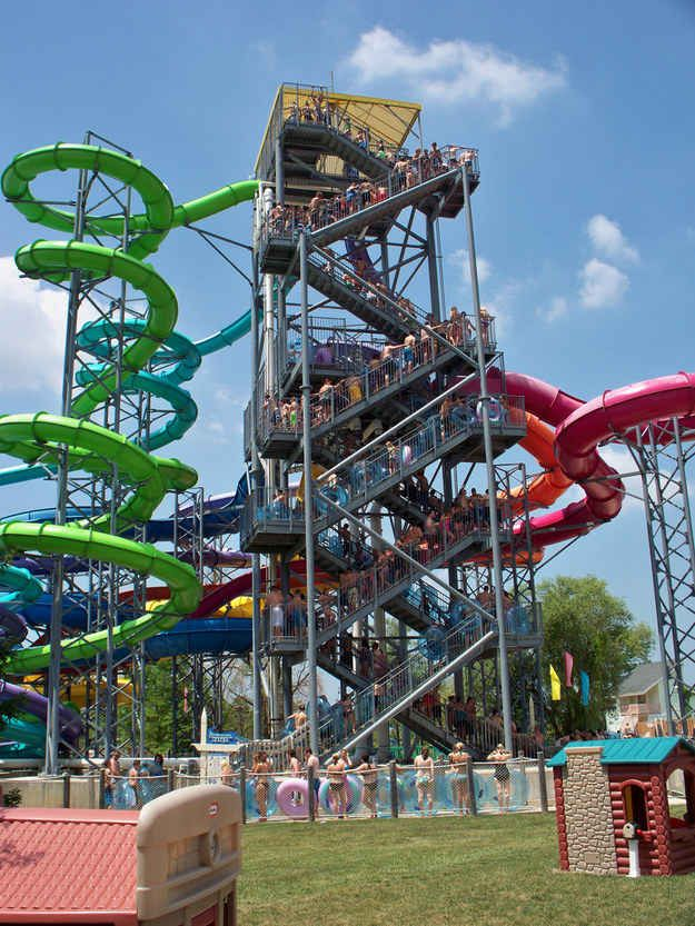 Wildwater Kingdom — Allentown, PA | 14 Of The Greatest Water Parks In America