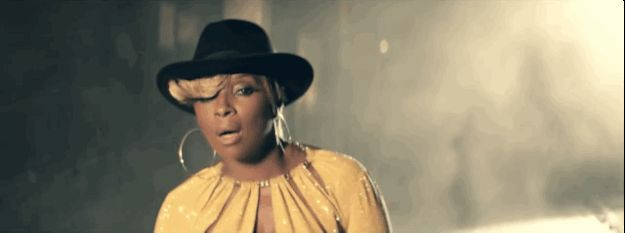 "Mary J. Blige, ""Doubt"" 