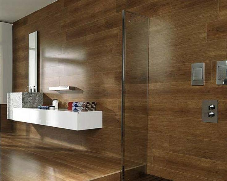 bathroom tiles azulejos de imitacin madera para el bao