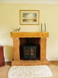 log burner fireplace - Google Search