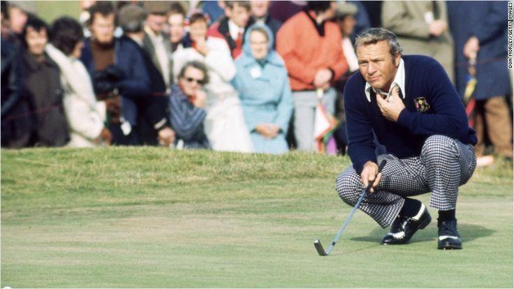 Arnold Palmer changed the way sports stars make money -- KingstoneInvestmentsGroup.com