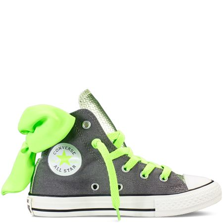 Converse - Chuck Taylor All Star Bow Back Shine Tdlr/Yth -Thunder - High Top