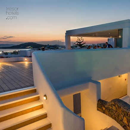 Trésor Hotels and Resorts_Luxury Boutique Hotels_#Greece_ Located in one of the most beautiful beaches of the island, brand new 5* #Naxos Island #Hotel represents a miniature of the island and a natural extension of the scenery, guaranteeing a stylish stay and a wide selection of services at your disposal.