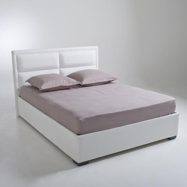 Les 20 meilleures id es de la cat gorie t te de lit matelass e sur pinterest - Ciel de lit la redoute ...