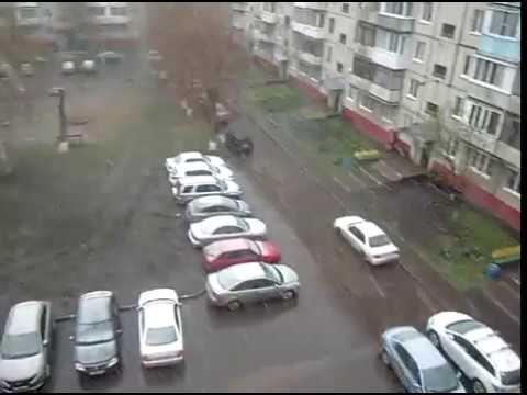 1 МАЯ 2017 Начался со снега 08-15