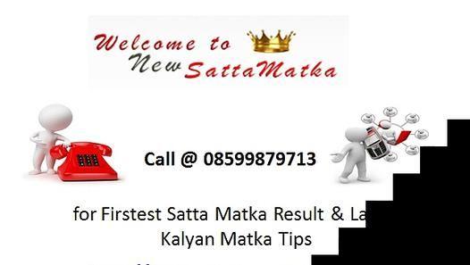 Satta Matka King Result & Tips