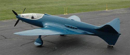 Bugatti's only airplane design. Perfect aesthetics.