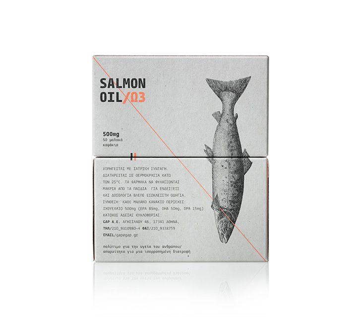 Salmon Oil | Lovely Package