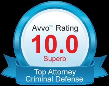 Image result for AVVO 10 rating symbol