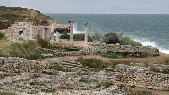 Include Tauric Chersonesos in the World Heritage Fund