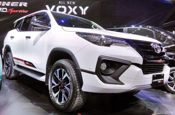 2019 Toyota Fortuner Toyota Car Best Suv