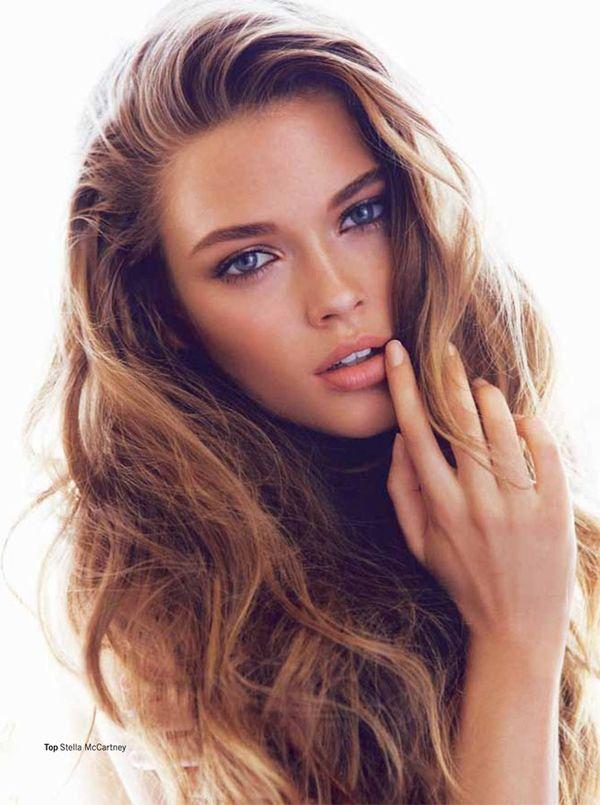 : Hair Colors, Summer Hair, Wavy Hair, Long Hair, Natural Makeup Looks, Hair Makeup, Lights Brown, Brown Hair, Natural Looks