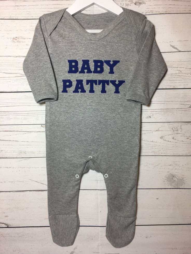 23 best personalised baby clothes images on pinterest personalised baby romper suit perfect baby shower gift negle Image collections