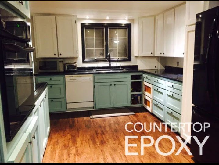 Inspiration For Kitchen Epoxy Countertops And How To Videos. Epoxy  Countertops, Floors, Wall Systems And More.