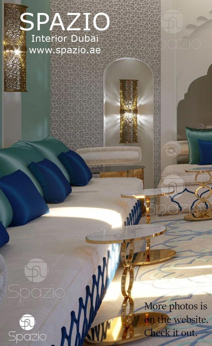 جبس مجالس رجال مغربي Interiordesigndubai Luxury House Interior Design Home Room Design Luxury House Designs