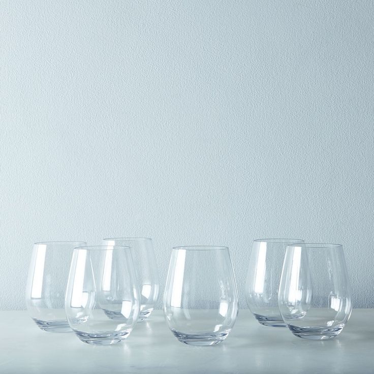 Outdoor Wine Glasses (Set of 6) on Food52