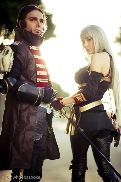 The Imperial Force - VC by crystalcosfx.deviantart.comCosplay Sources, Valkyria Cosplay, Valkyria Chronicles, Crystals Graziano, Cosplay Mania