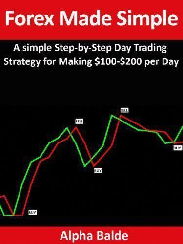 Forex Made Simple A Step By Day Trading Strategy For Making 100 To 200 Per This Is Tra Learn Trade