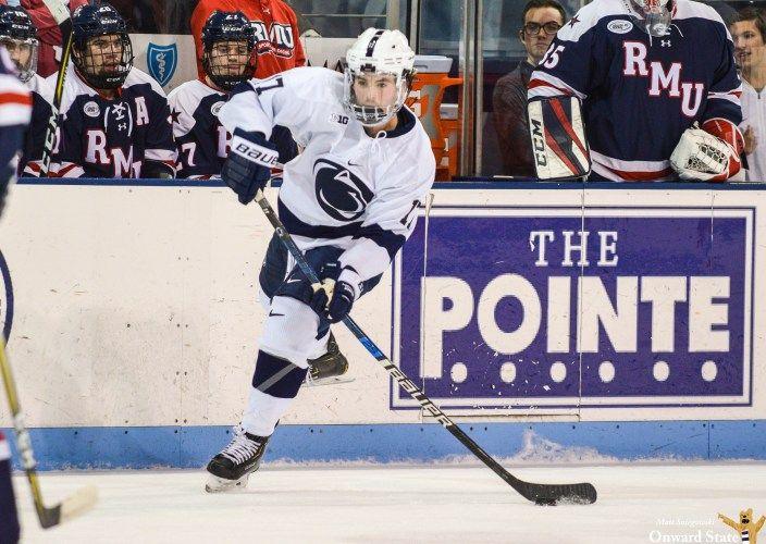Penn State Hockey S Evan Barratt Named To The United States World Junior Preliminary Roster Penn State Chicago Blackhawks Penn State Athletics