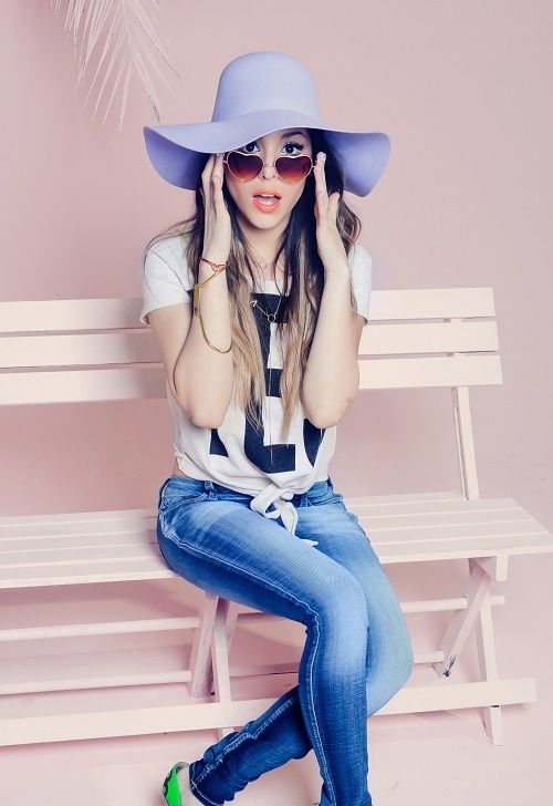 Sexy Jeans by Danna Paola http://thepinkpoint.mx/www/2014/03/25/danna-paola-lanza-sexy-linea-de-jeans/#more-10522