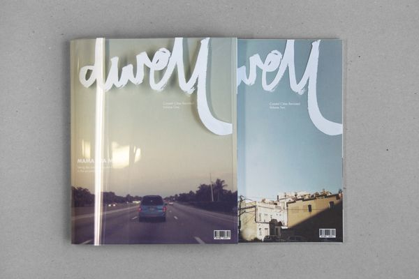 Dwell – Coastal Cities Revisited - The Book Design Blog