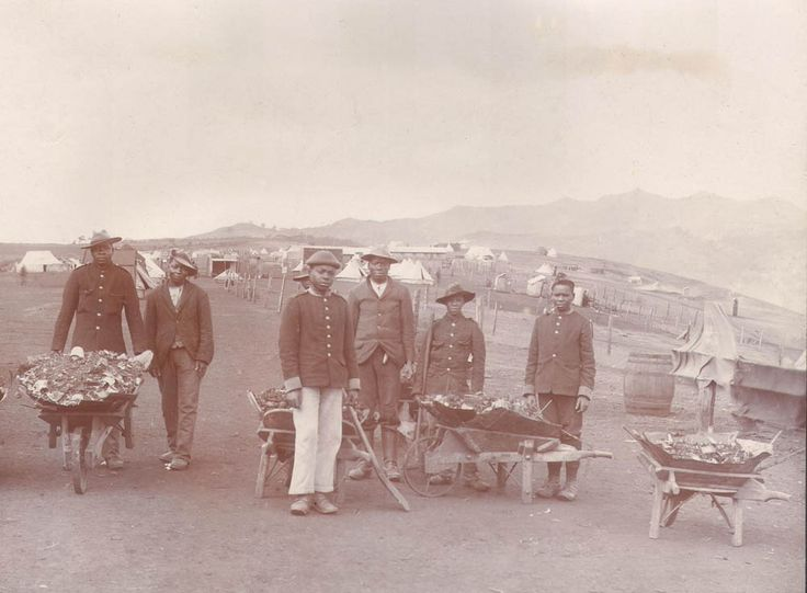 Black Concentration Camps during the Anglo-Boer War 2, 1900-1902 | South African History Online