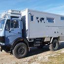 Die Entstehungsgeschichte - vom Bundeswehr LKW zum fertigen Expeditionsmobil - MOMO -
