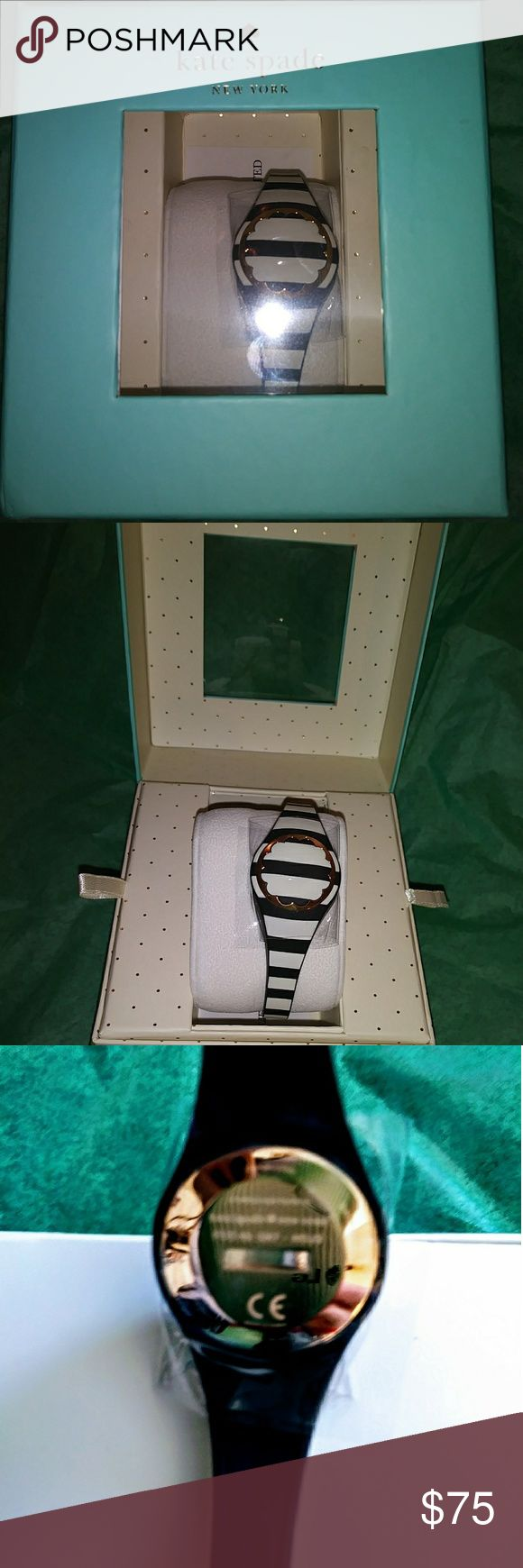 KATE SPADE ACTIVITY TRACKER NEW IN BOX Kate Spade Acivity Tracker  Compatible with Android 4.4 or higher .iphone 5 and above  Integrates with google fit and health app  Bluetooth smart kate spade Accessories