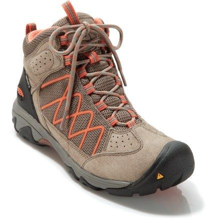 I love these boots. They keep my feet comfortable, dry and protected all along the trails. I recommend this product to everyone! Keen Verdi II Mid WP Hiking Boots - Women's