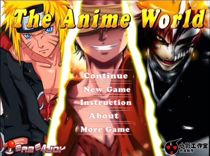 One Piece The Anime World [Flash Game for PC] - One-Piece Games | Android, PS, PC, Online