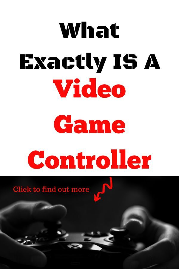 What Is The Definition Of Video Game Controller Video Game Controller Game Controller Video Game
