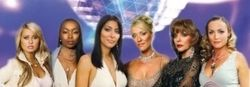 Footballers Wive$ - Zöe Lucker, Gillian Taylforth and Joan Collins