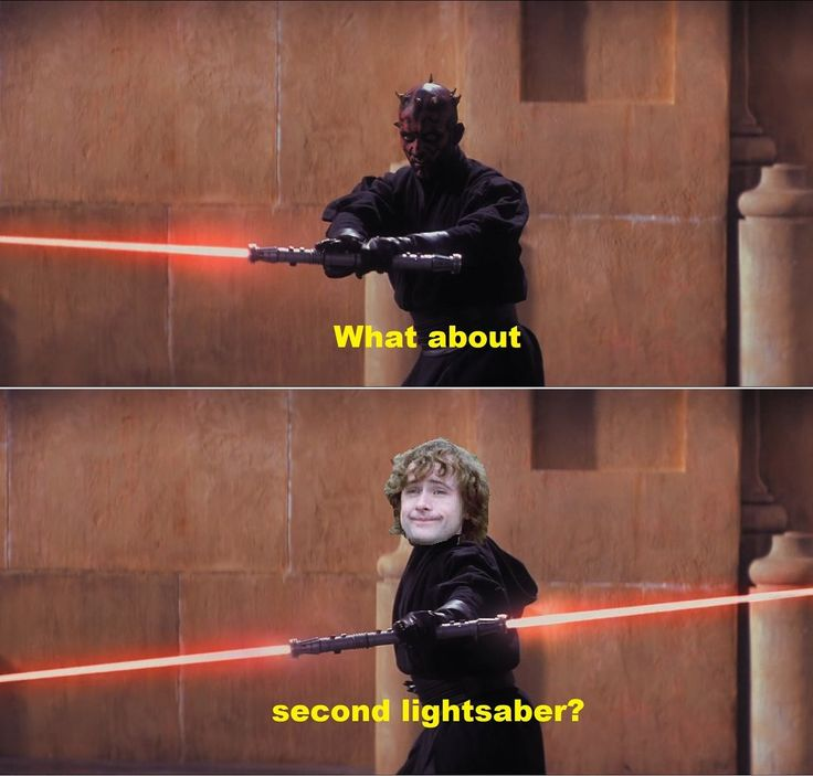What about second breakfast Star wars Lord of the rings