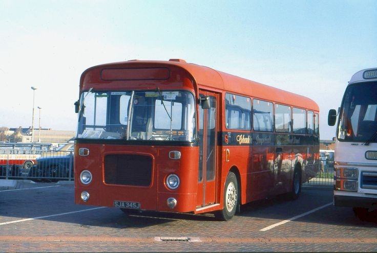 https://flic.kr/p/6mKruj | RE visiting | One of the more unusual visitors to Blackpool's Rigby Road coach park that I've seen, was this ex North Western Road Car Marshall bodied Bristol RE. Looking at the picture now and with that particular font, it's difficult to make out with any certainty to whom SJA 345J belonged, It looks like 'Chadda Imperials Show Band'. Maybe Chadda is a place, or perhaps an abbreviation for Chadderton (Nr Oldham) The old girl looked remarkably tidy for one owned by…