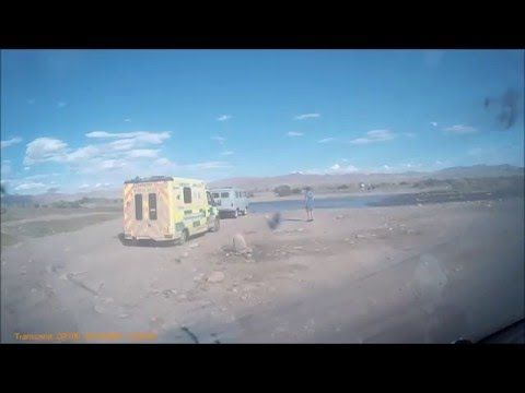 Baby Don't Yurt Me - #Mongolia #Charity #Rally 2015 short