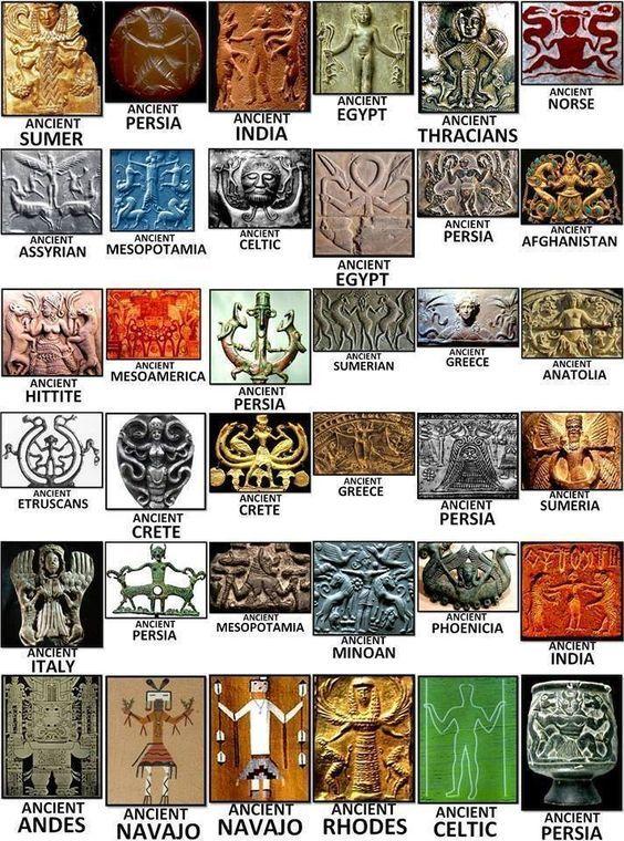 Dünyadan Tarihi Eserler | Ezberbozan Mecmuası | Mobil Versiyon