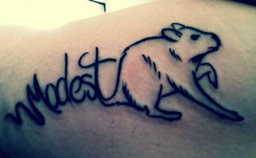 : Mice, Tattoo Idear, Body Art, Skin Ink, Modest Mouse Tattoo, A Tattoo, Amazing Tattoo, The Band, Mouse Designontheskin