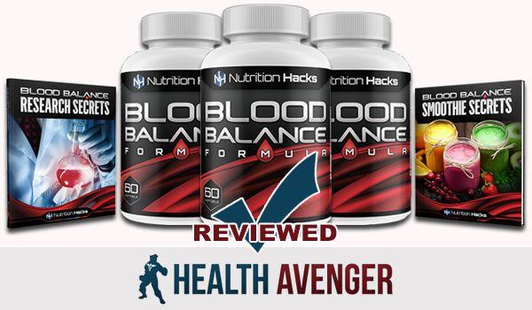 Pin On Blood Balance Formula Review