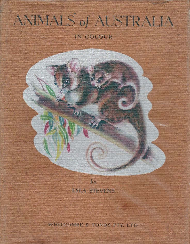 A peaceful day: A Few Aussie Natural History Books