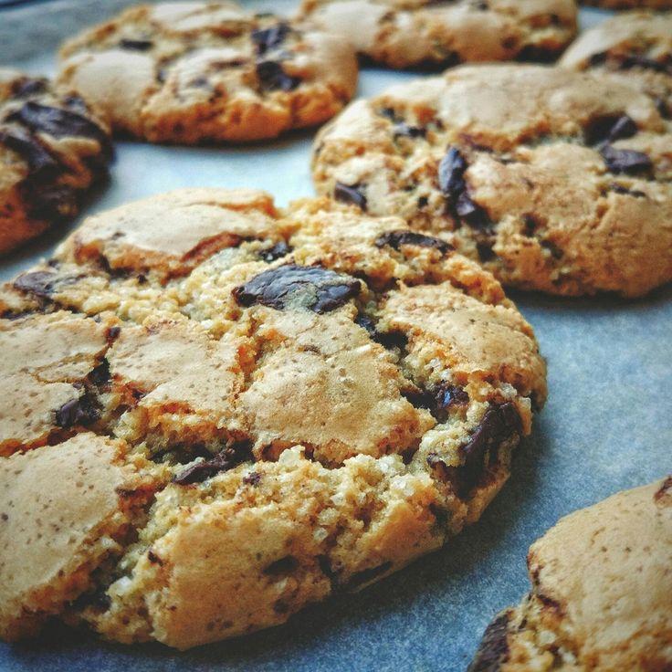 Американское печенье с шоколадной крошкой (Сhocolate chip cookies)
