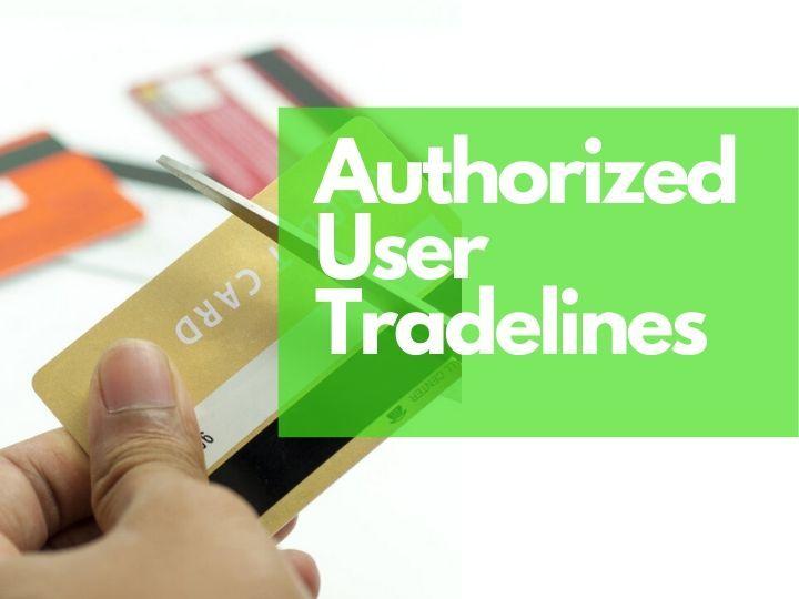 Credit Repair | Tradelines, Authorized user, Credit repair