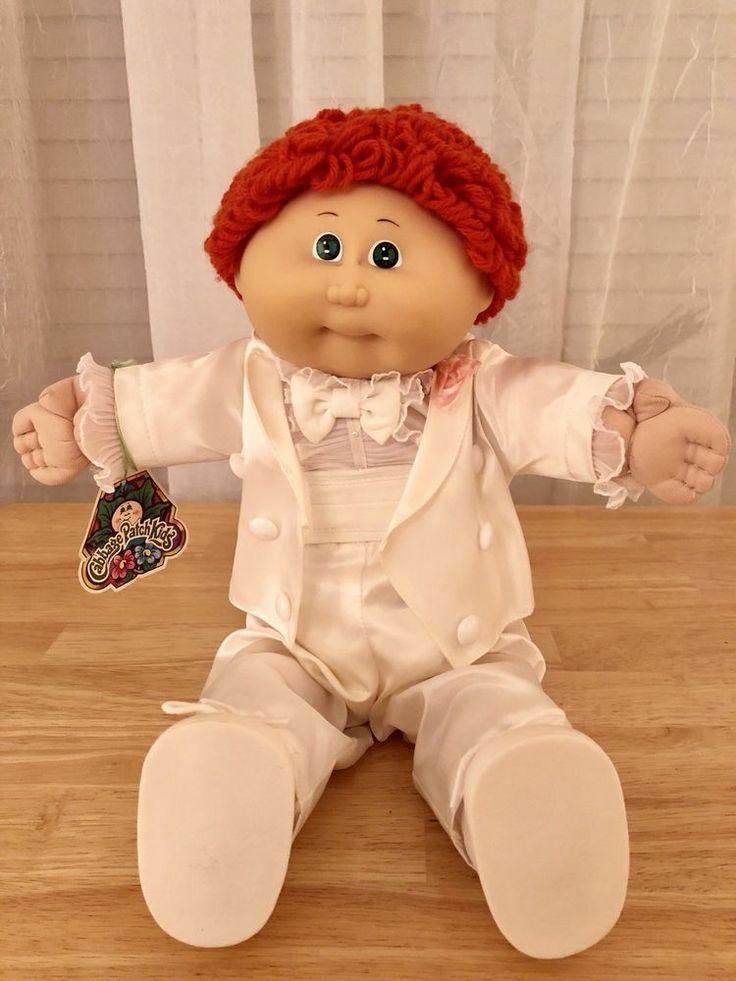 Tsukuda Cabbage Patch Kid Boy #CabbagePatchKids