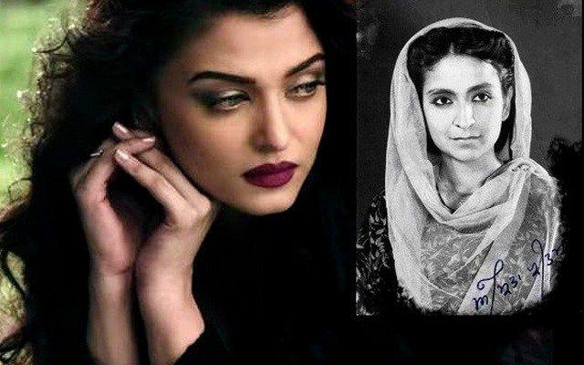 Aishwarya Rai To Portray Amrita Pritam In Her Next Titled Gustakhiyan
