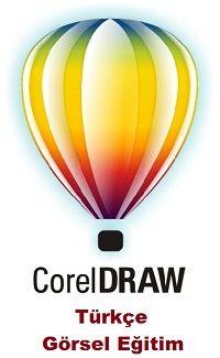 CorelDRAW Graphics Türkce Görsel Eğitim Seti