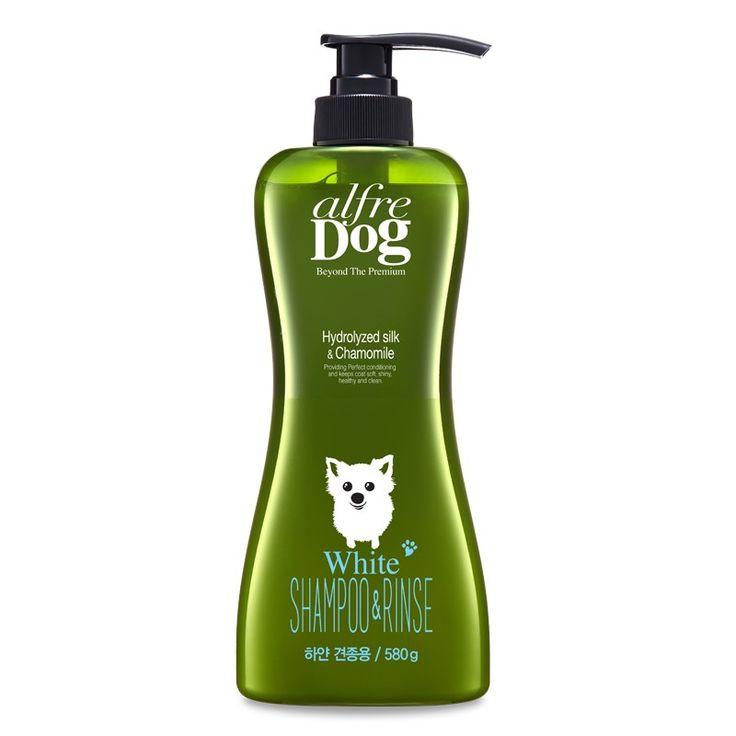 Alfreddog puppy shampoo & rinse for white - Pet Shampooing & Washing - Pet Supplies - Product... @ https://www.gokoco.com/gkc/pet-supplies-pet-accesories/pet-shampooing-washing/alfreddog-puppy-shampoo-rinse-for-white.html #petshampooing #petsupplies #petproducts #gokoco