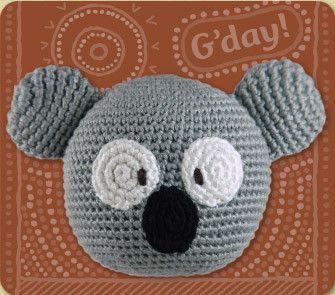 Dandelion - Organic Handcrafted Roly Poly - Koala - Hugs For Kids