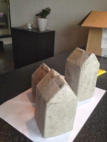 MajaDivine: Kreativ med beton - del 2