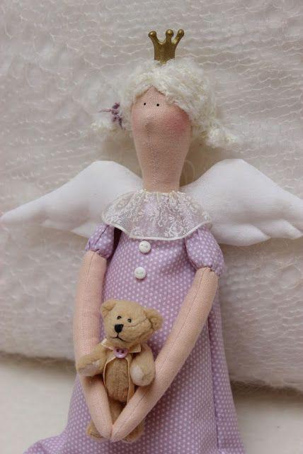 Vicky und Ricky: Tilda Princess with Teddy