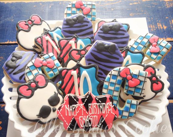 Hey, I found this really awesome Etsy listing at http://www.etsy.com/listing/160515629/monster-high-cookie-favors-2-dozen